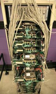 Bir arama için 1000 PC aynı anda çalışıyor!