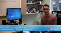 Windows 7: MS videosu Media Center'ı tanıtıyor