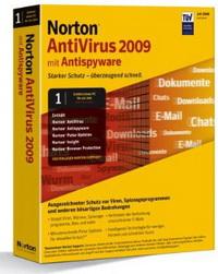 Test birincisi: Norton AntiVirus 2009