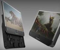 Yeni PSP'nin ekranı sürgülü mü olacak?