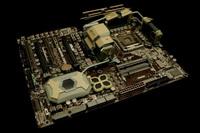 Marine Cool: Asus'un şık anakart konsepti