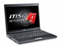MSI: HDMI ve eSATA'lı oyuncu notebook'u