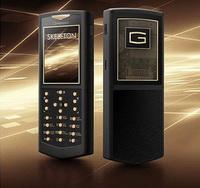 Gresso Skeleton Gold: 4400 dolarlık lüks telefon