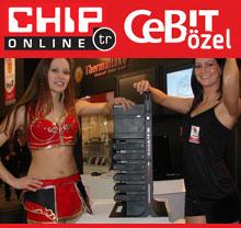 CeBIT 2009: Böyle masaüstü kasası görülmedi...