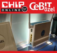 CeBIT 2009: ZyXEL'den devasa ağ diski!