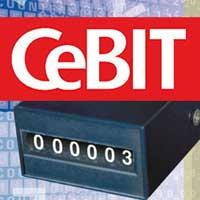 CeBIT 2009'da ziyaretçi bilmecesi...