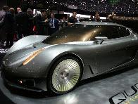 Yolların yeni fatihi: Koenigsegg Quant