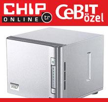 Western Digital: 8 TB ağ depolama birimi (NAS)