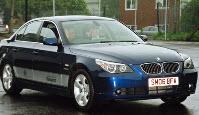 Dalga gücüyle çalışan hibrid BMW!
