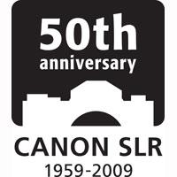 Canon'un SLR fotoğraf makineleri 50 yaşında