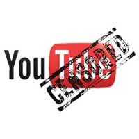 Başka tür bir YouTube yasağı