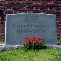 Internet Explorer'ın sonu mu geliyor?