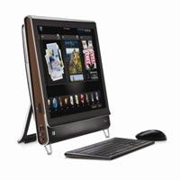 HP: Dokunmatik ekranlı all-in-one PC...