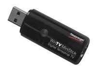 WinTV-MiniStick: Laptop'la her yerde TV keyfi