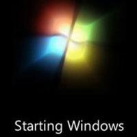 Windows 7'nin açılış ekranı ne anlama geliyor?