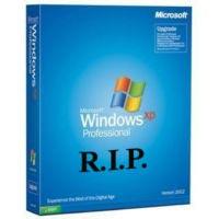 Windows XP'ye bir tekme daha!