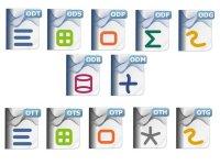 Word & OpenDocument formatı