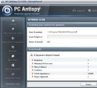 PC Antispy ve WinDefender