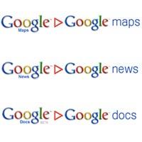 Google logoları değişti, Gmail güçlendi