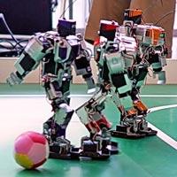 """Bilim adamları """"düşmeyi bilen"""" robot peşinde"""