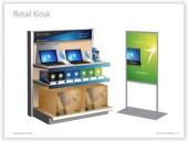 İşte Windows 7'nin satış standları