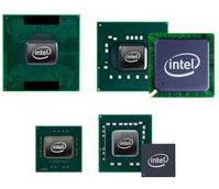 Intel'den 4 yeni işlemci daha...