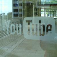 YouTube işte bu ofiste çalışıyor