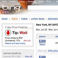 Bing'in ilk yeniliği ile yollara düşüyoruz