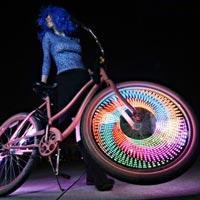 Bisikletlere LED desteği geliyor