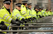Londra polisi Çinli polisleri örnek alıyor