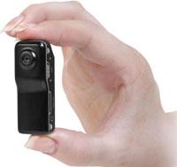 En küçük DV kamera
