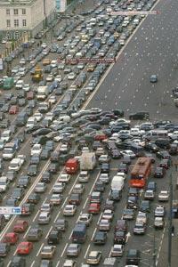 Bilim adamları şimdi de trafiğe çözüm arıyor