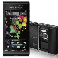 Sony Ericsson Satio: Donanım