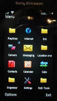 Sony Ericsson Satio: Kullanım