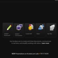 Adobe'dan ücretli online uygulamalar