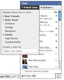 FacebookChat rekora koşuyor