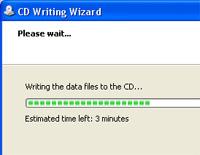 Nero Windows CD yazıcısına karşı