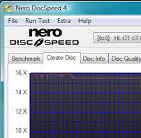 Nero Nero DiscSpeed'e karşı