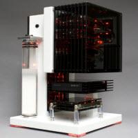 Tasarımıyla göz kamaştıran PC