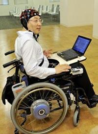 Toyota: Beyin gücü ile hareket eden sandalye