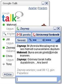 Google GTalk