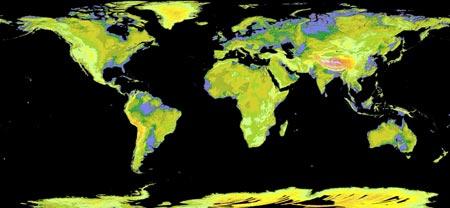 Google Maps'ı unutun. Bu harita gerçekten büyük!