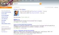 Bing: MS arama motoruna yeni bir özellik