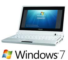 Eski bir netbook'ta Windows 7 deneyimi