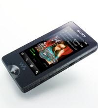Sony'den OLED ekranlı Walkman MP4 çalar