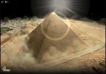Piramitlerin sırrı teknoloji ile çözüldü.