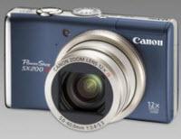SX200: Canon'dan zum canavarı kamera...