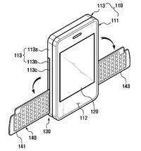 Samsung cep telefonuna kanat takıyor!