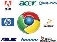 Chrome OS: Google ortak firmaları açıkladı