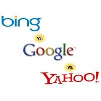 Google, Yahoo ve Bing rekabeti devam ediyor